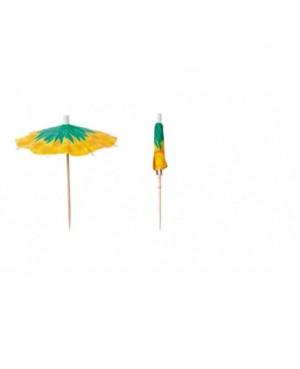 12 Pics ombrelle Ananas