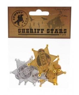 6 Etoiles de Sheriff