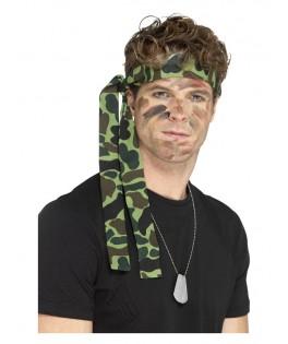 Bandeau de camouflage Militaire