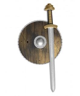Epée et bouclier Chevalier enfant