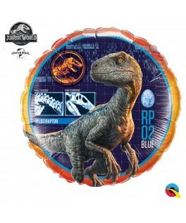 Ballon Dinosaure Velociraptor