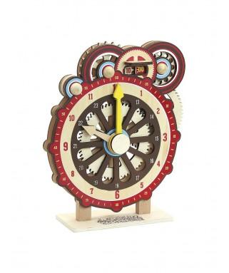 Jeu éducatif Horloge d'apprentissage MACHINALIRLEUR - VILAC