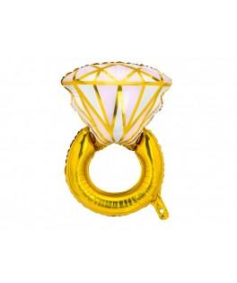 Ballon Alliance de mariés 48 cm