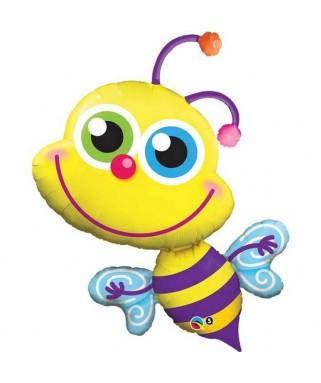 Ballon Mylar Abeille