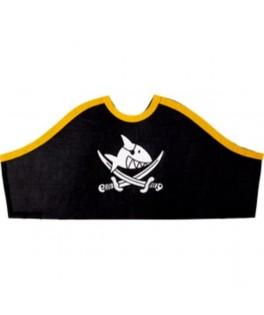 Chapeau Pirate Capt'n Sharky