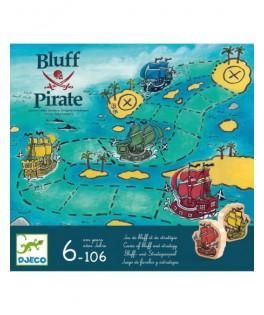 Jeu Bluff Pirate - DJECO