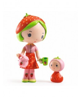 Figurine Berry & Lila - TINYLY