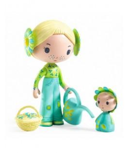 Figurine Flore & Bloom - TINYLY