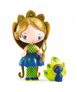 Figurines Paloma & Bôgo - TINYLY
