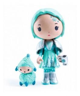 Figurines Cristale & Frizz - TINYLY