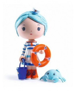 Figurines Mariette & Scouic - TINYLY