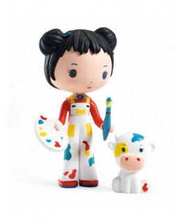 Figurines Barbouille & Gribs - TINYLY