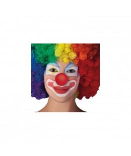 Nez rouge de clown souple