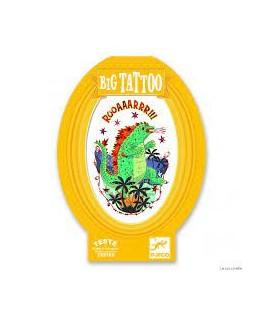 Tatouage éphémère Big Tattoo - Godzilla