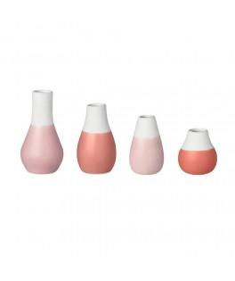 Mini vase perlé