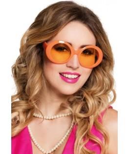 Lunettes Jackie Fluo Orange