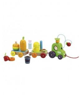 Tracteur multi activités jour de récolte - VILAC