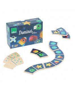 Dominos Dans les étoiles - VILAC
