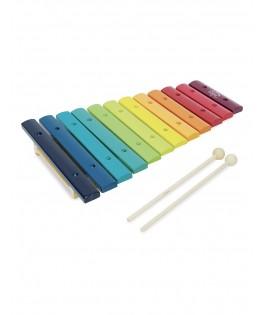 Xylophone arc-en-ciel - VILAC