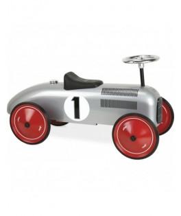 Porteur voiture vintage gris - VILAC