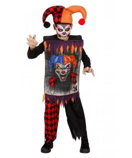 Déguisement Horrible Joker enfant