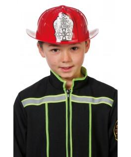 Casque sapeur pompier enfant