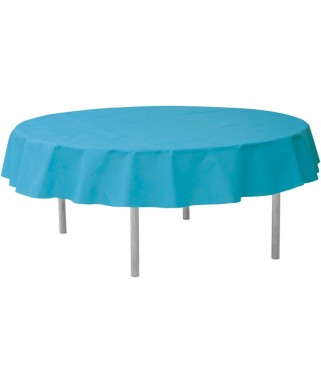 nappe intissee turquoise