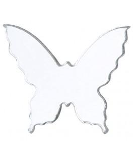 confettis de table papillon
