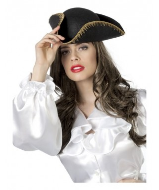 chapeau capitaine pirate homme
