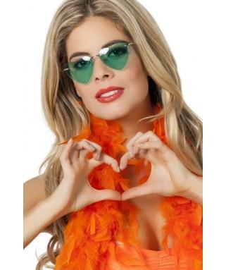 lunette coeurs femme