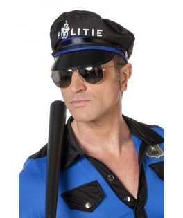 lunettes policier adulte