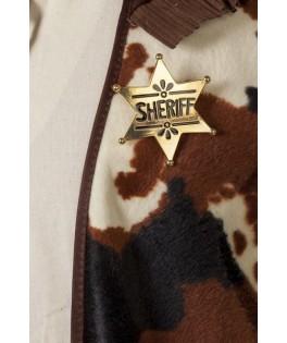 Insigne de sheriff