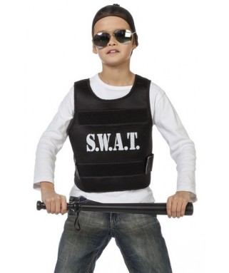 gilet policier swat