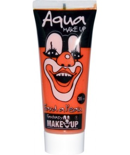 Tube aquacolor 35 ml orange