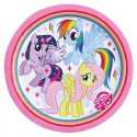 8 Assiettes My Little Pony 23 cm