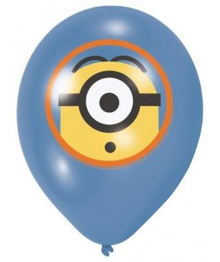 Ballons de baudruche Les Minions