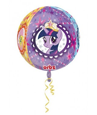ballon orbz anniversaire my little pony
