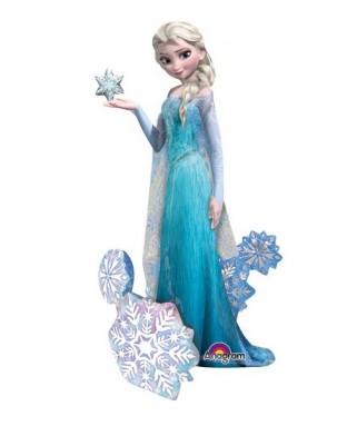 ballon marcheur la reine des neiges