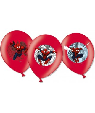 ballons anniversaire spiderman