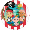 Ballon alu Jake et les Pirates