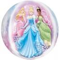 Ballon alu Orbz Princesses Disney