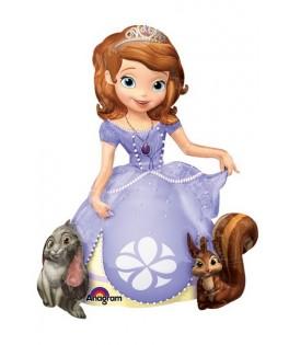 ballon anniversaire géant princesse sofia