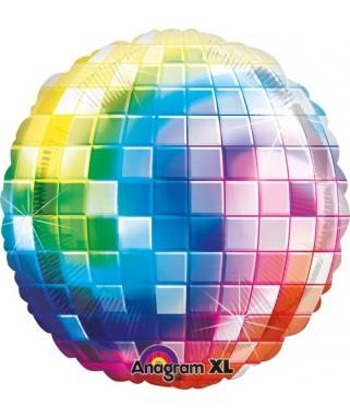 ballon boule disco
