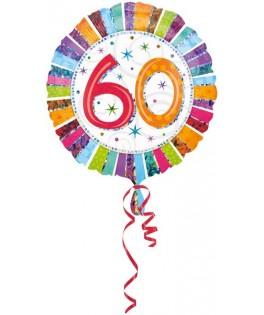Ballon Anniversaire 60 Ans