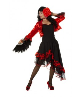 guisement flamenco femme