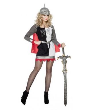 deguisement chevalier femme