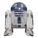 Ballon alu Marcheur Star Wars R2D2 - 86 x 96 cm