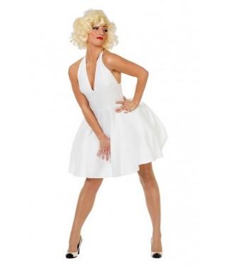 deguisement robe marilyn