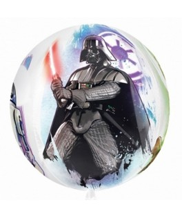 Ballon alu Orbz Star Wars