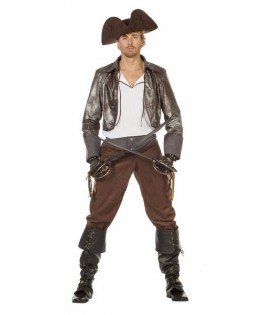deguisement pirate barbados homme